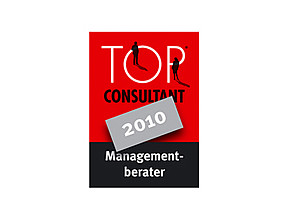 Quality label Top Consultant