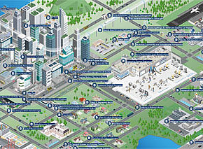UNITY Future Mobility Map